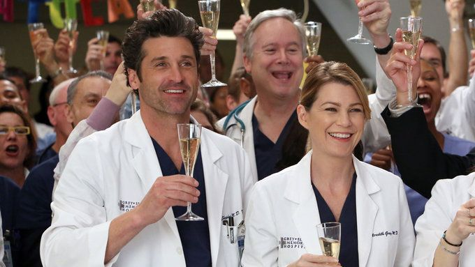 Watch Grey\'s Anatomy TV Show - ABC.com | GREY\'S ANATOMY | Pinterest ...