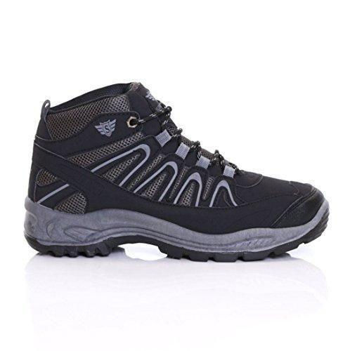Zapatos negros Slimbridge para hombre DtCKsp