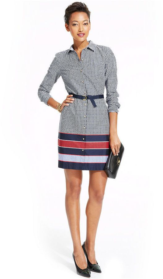 TOMMY HILFIGER DRESSES – How to convince with style and