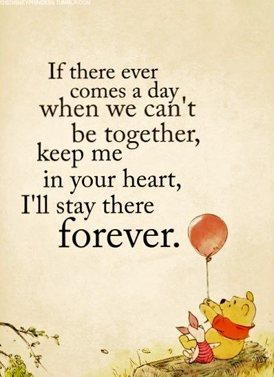 pooh-and piglet quotes - Google Search | The words I use to ...