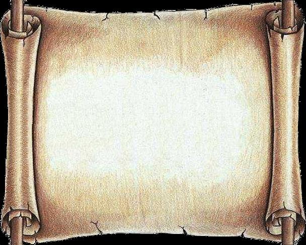 foto de pergaminos y papeles antiguos,cartas,png | Marcos de pergaminos