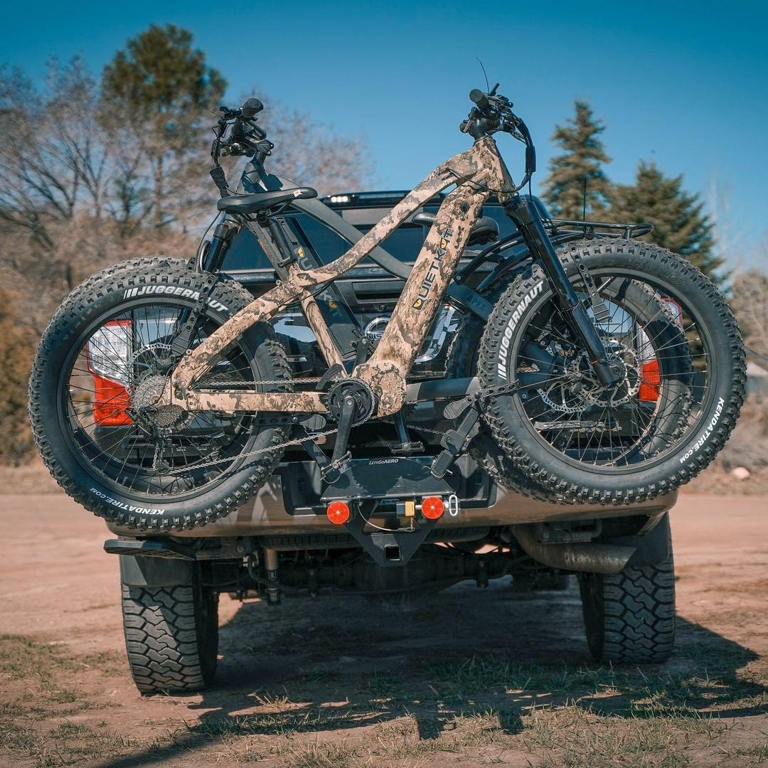 2020 Quietkat Ranger Electric Hunting Bike In 2020 Electric Bicycle Bike Electric Bike