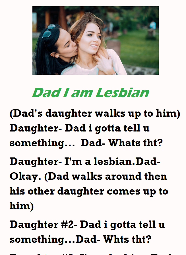 Father And Daughter Walking In The Park Clean Funny Jokes Funny Relationship Jokes Funny Marriage Jokes