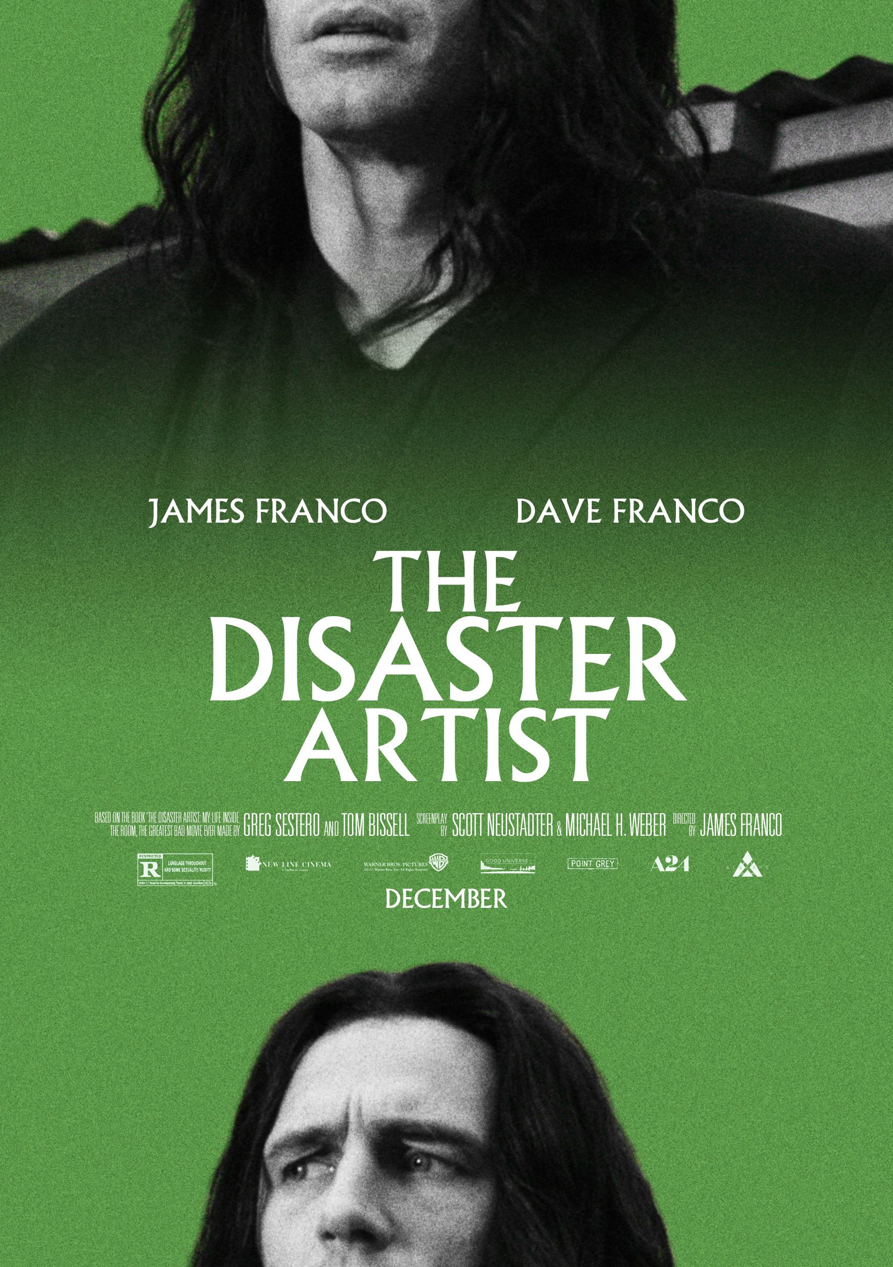 The Disaster Artist Poster by Alecxps Iconic movies