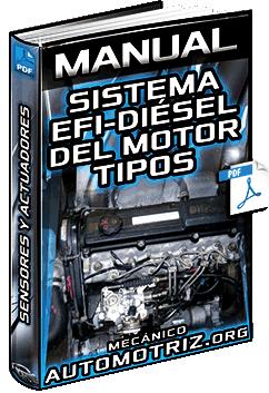 Tipos de sensores de motores diesel