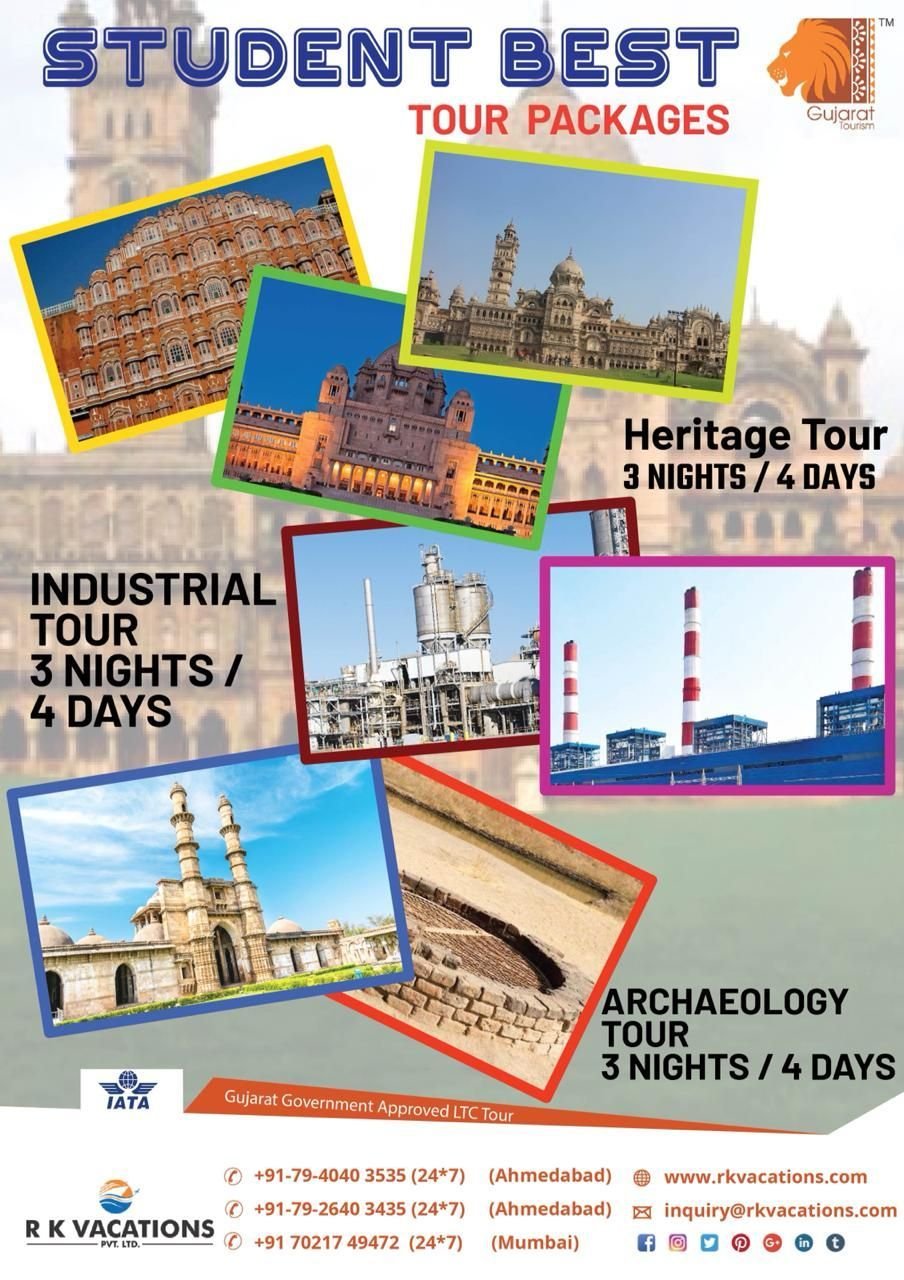Pack Your Bags And Get Ready With The Most Refreshing Tour Package Let Rkvacation Create The Vacation Of Your Dream Plan Tour Packages Pack Your Bags Tours