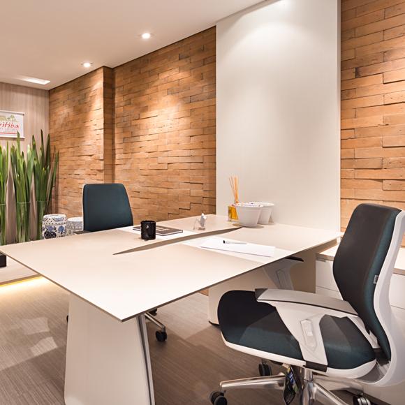Resultado de imagem para escritorios modernos home for Escritorios modulares modernos