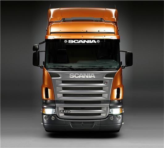 Camión Scania V8 Super calcomanías//Sticker