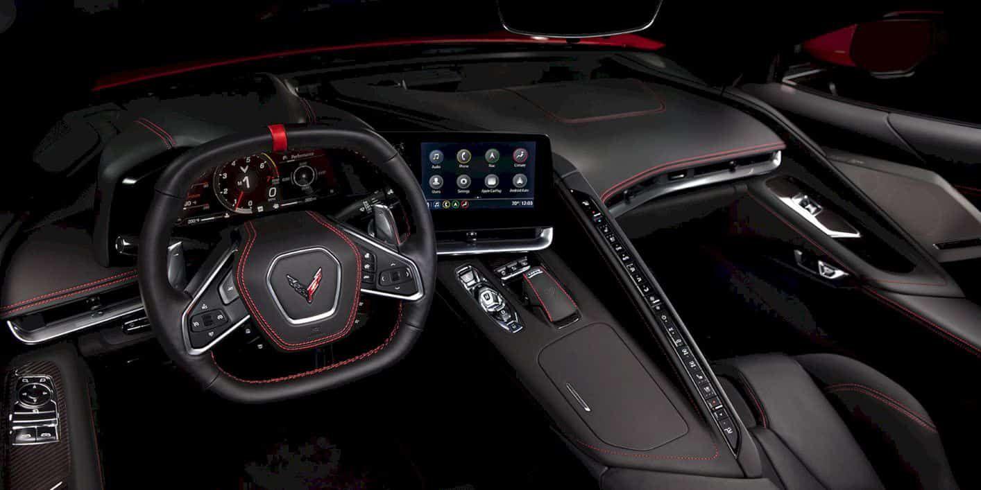 2020 Chevrolet Corvette C8 Stingray Precision Is The Starting Line Chevrolet Corvette Corvette Chevrolet