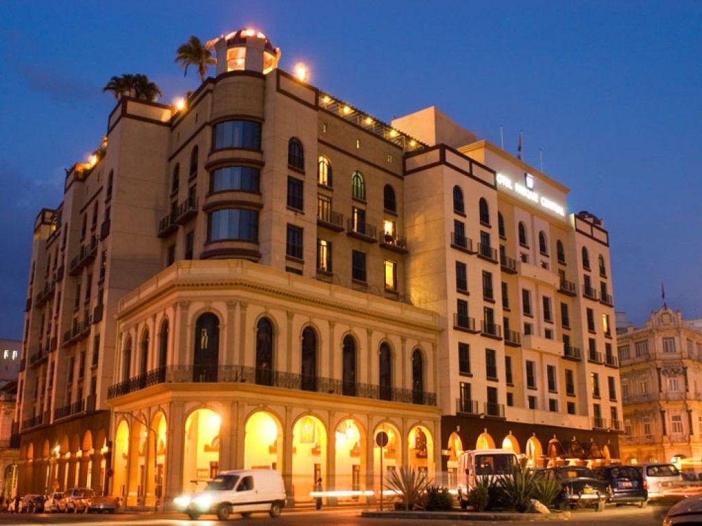 Hotel Iberostar Parque Central, Havana. #Cuba #travel #havana ...