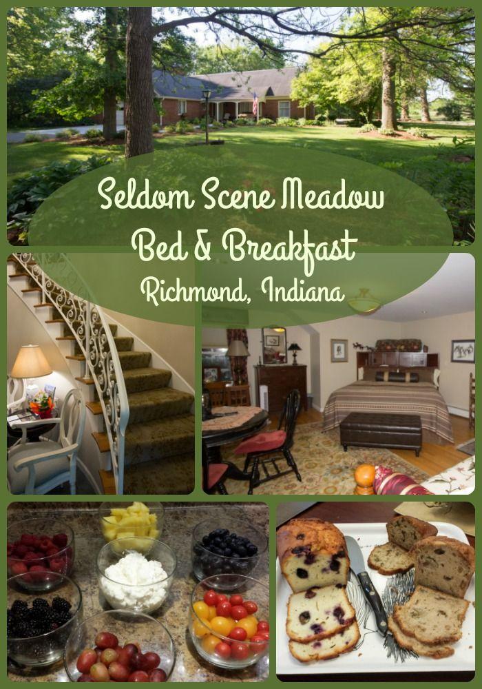 Seldom Scene Meadow B&B in Richmond, Indiana Richmond