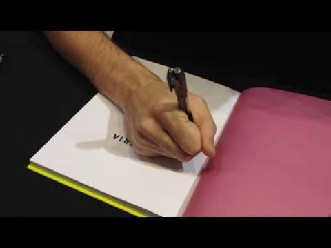 Antonio Hitos dedica un Materia en el Salón Internacional del Cómic de...