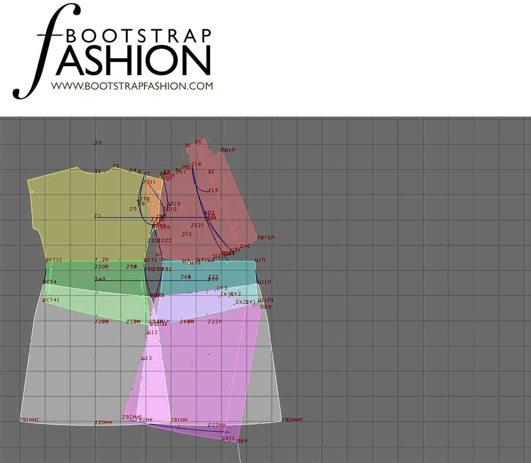 Bootstrap Fashion - Fashion Designer Sewing Patterns - Wrap Dress with Cummerbund, $10 (http://www.bootstrapfashion.com/fashion-designer-sewing-patterns-wrap-dress-with-cummerbund/)
