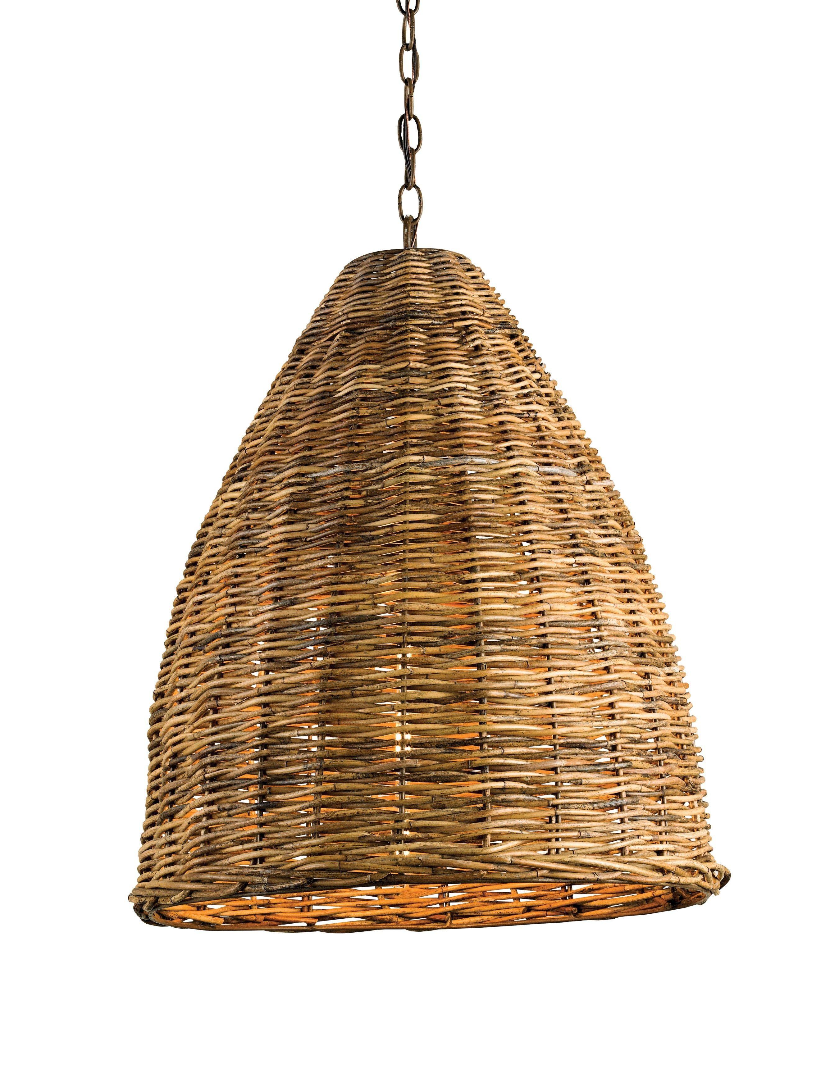 Basket pendant coastal chandeliers u hanging lights pinterest