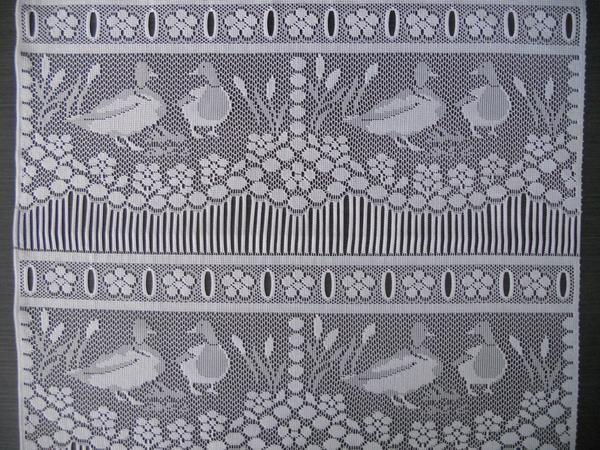 rideau brise bise blanc 45 cm de