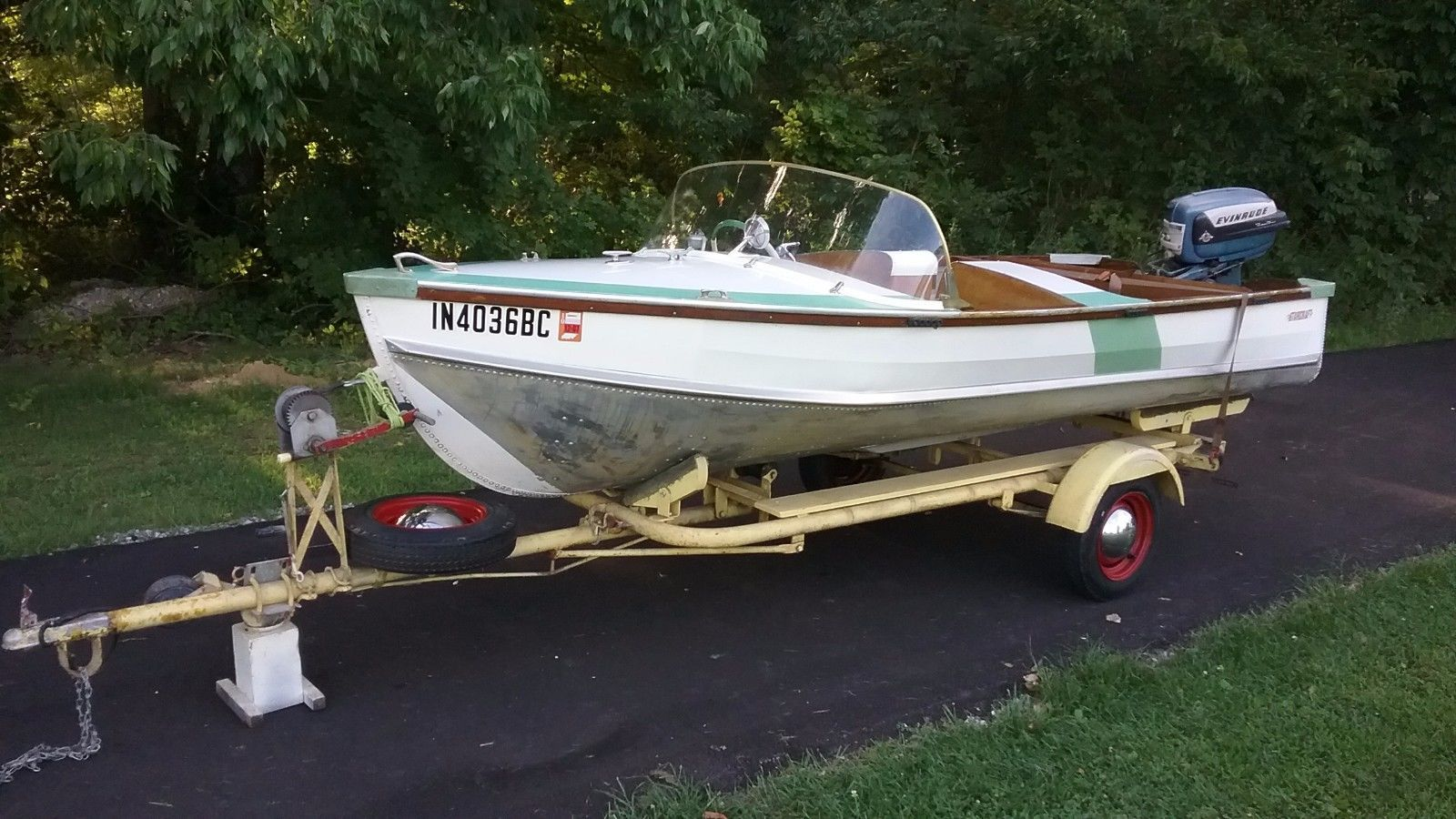 Starcraft Skiff 1958 For Sale For 3 250 Vintage Boats Boat Starcraft