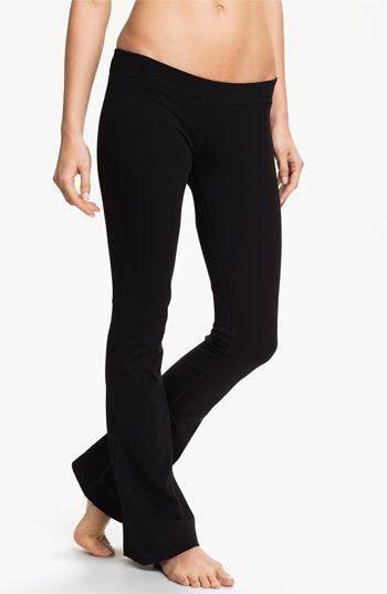 f60e43e40a Unit-Y Low Rise Yoga Pants... and I'll take her legs, too, please ...