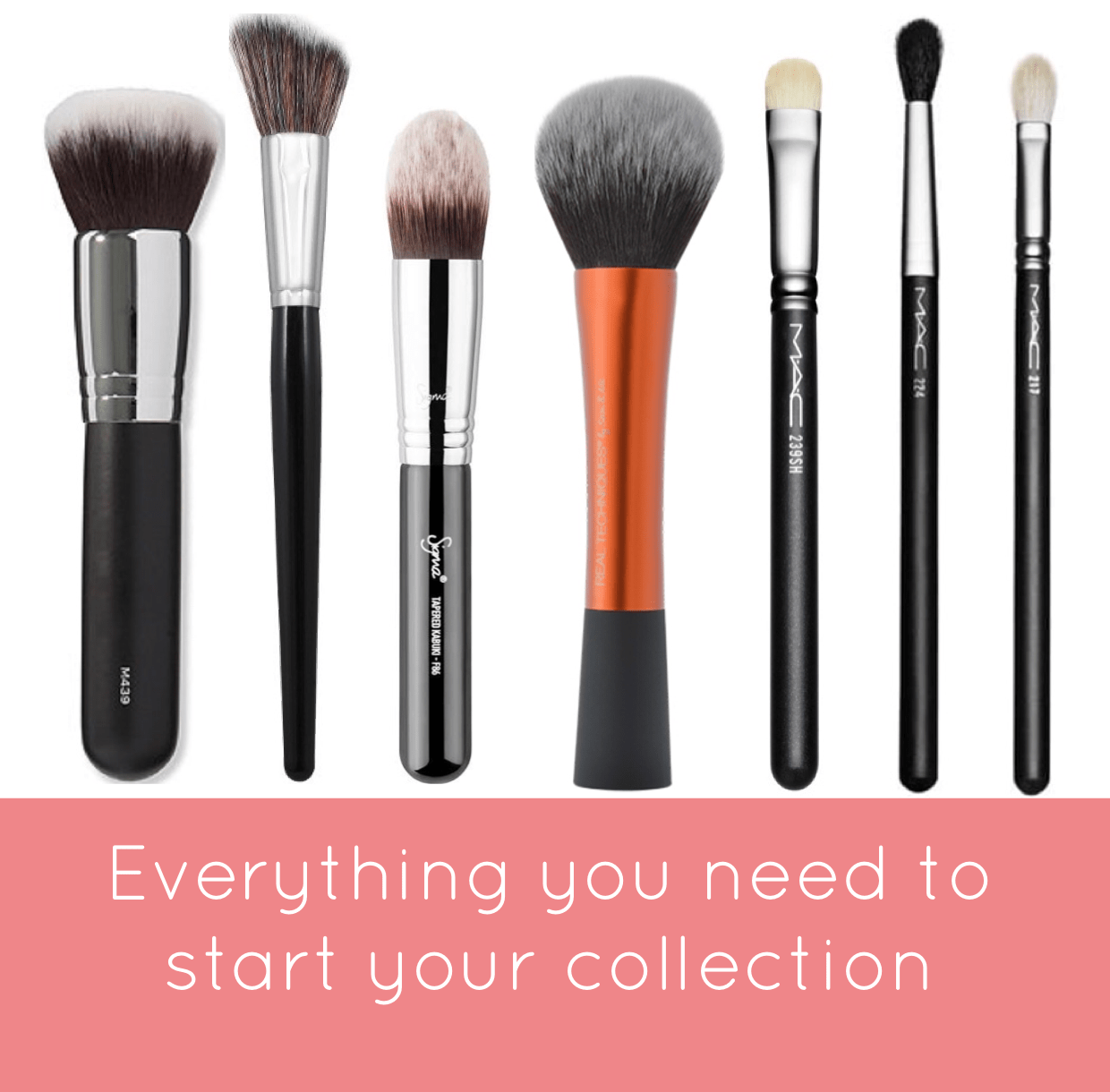 Your complete guide to the best makeup brushes for