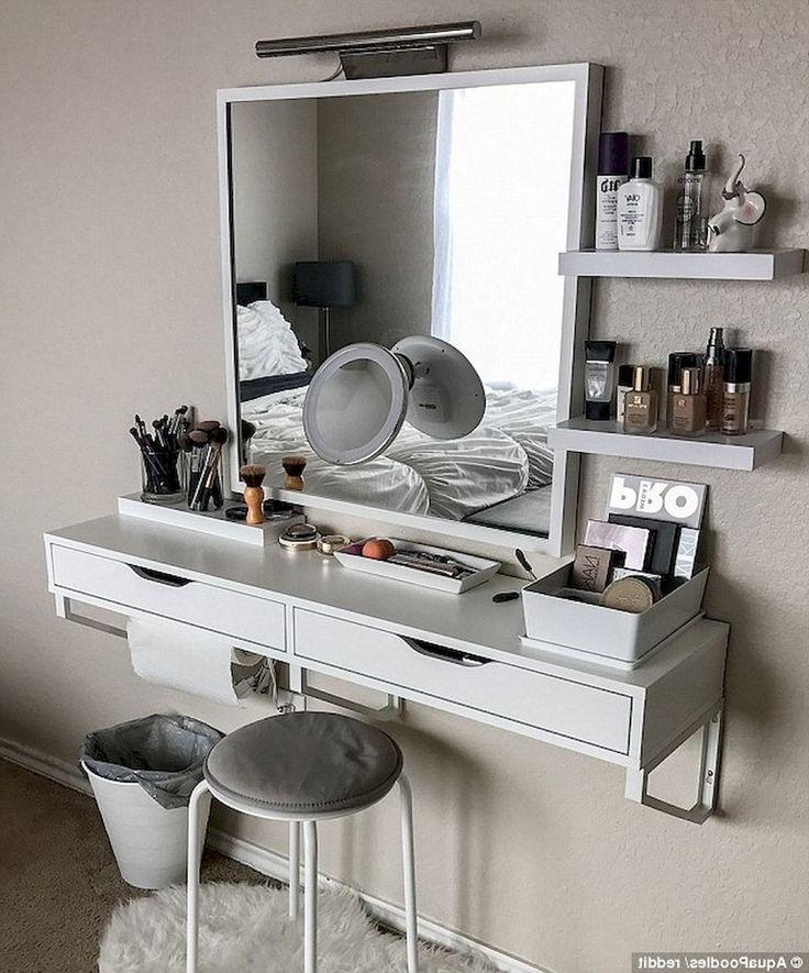 62 Stunning IKEA Hacks Decorate Bedroom On a Budget