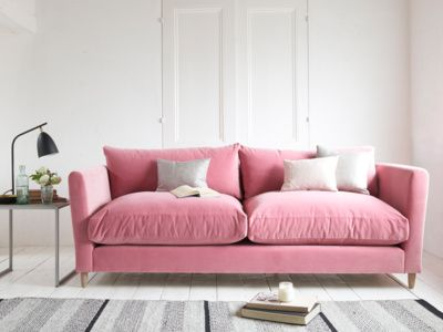 Speedy Sofas | Ready For Delivery | Loaf | Home | Pinterest | Pink ...