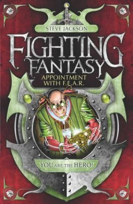 A Fighting Fantasy classic in the new format
