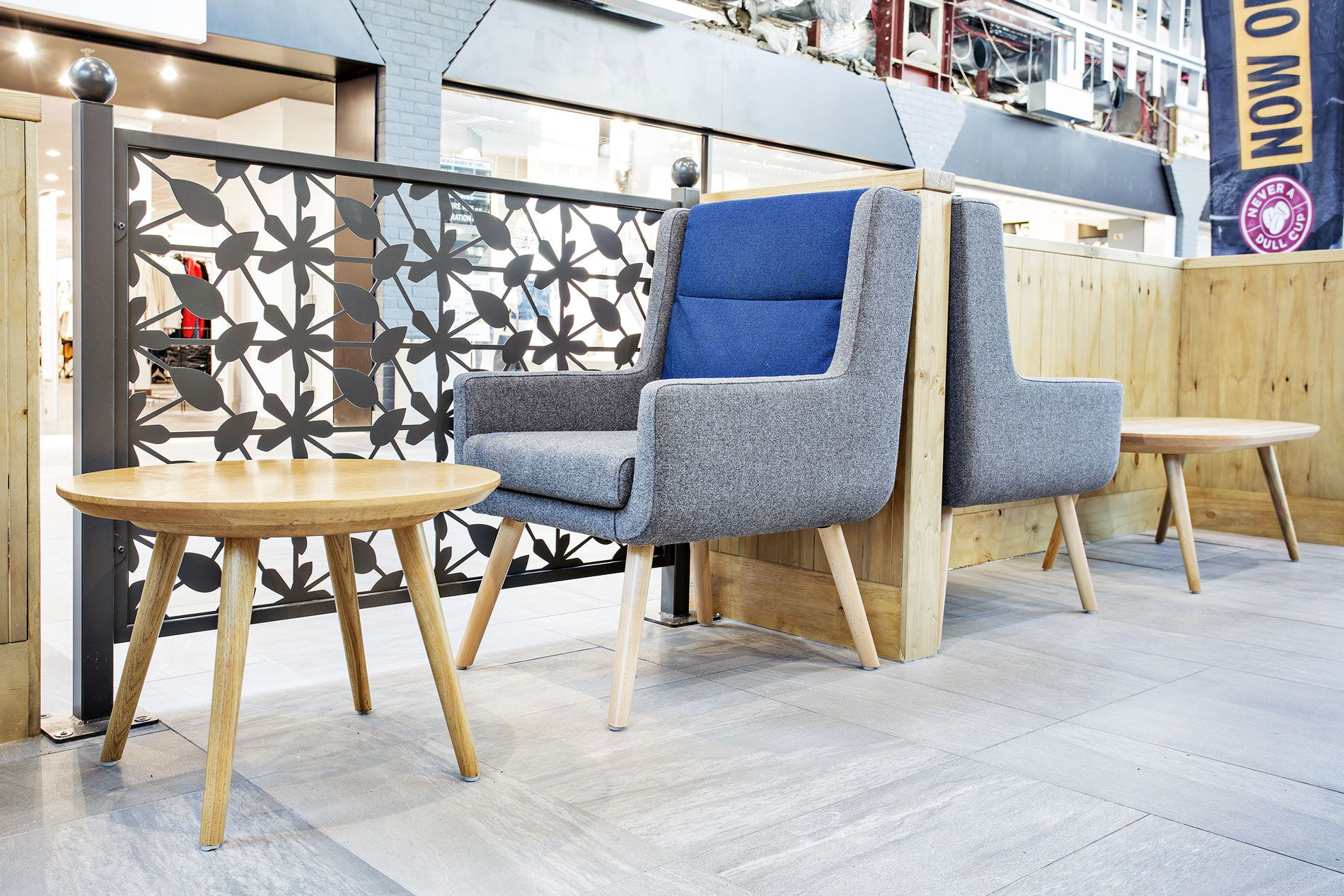 Seating Inspiration At Costa Coffee Grafton Centre In