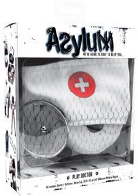 Playing doctor sex kit