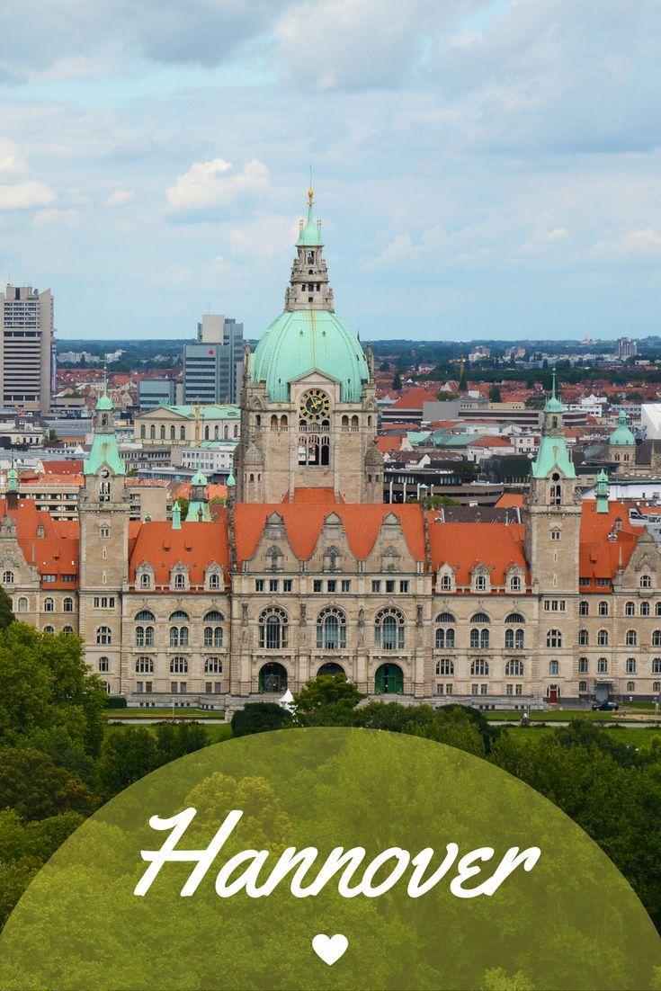 Hannover, meine Heimat Reisen deutschland, Reisen