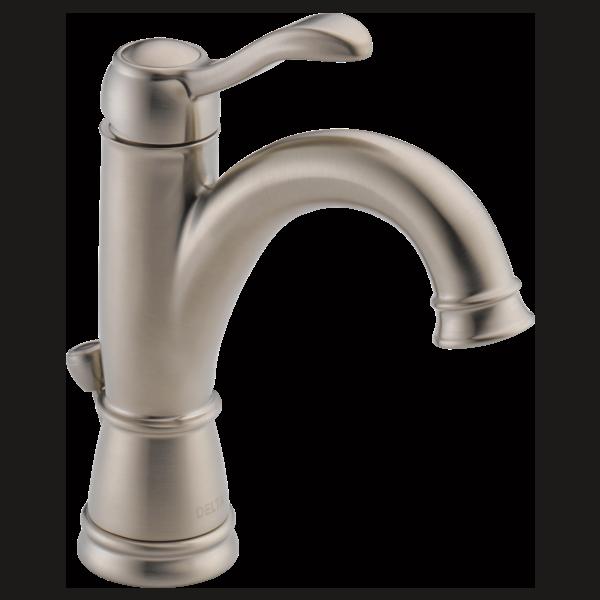 15984lf Bn Eco Bathroom Faucets Brushed Nickel Single Handle Bathroom Faucet Bathroom Faucets