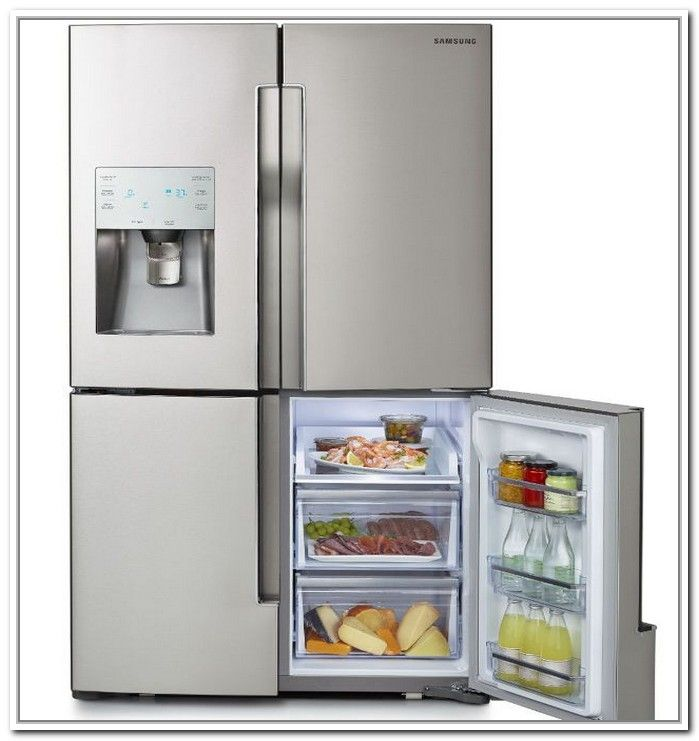 Samsung Fridge French Door Bottom Freezer Appliances Pinterest
