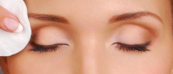 Use jojoba oil or almond oil as a makeup remover.