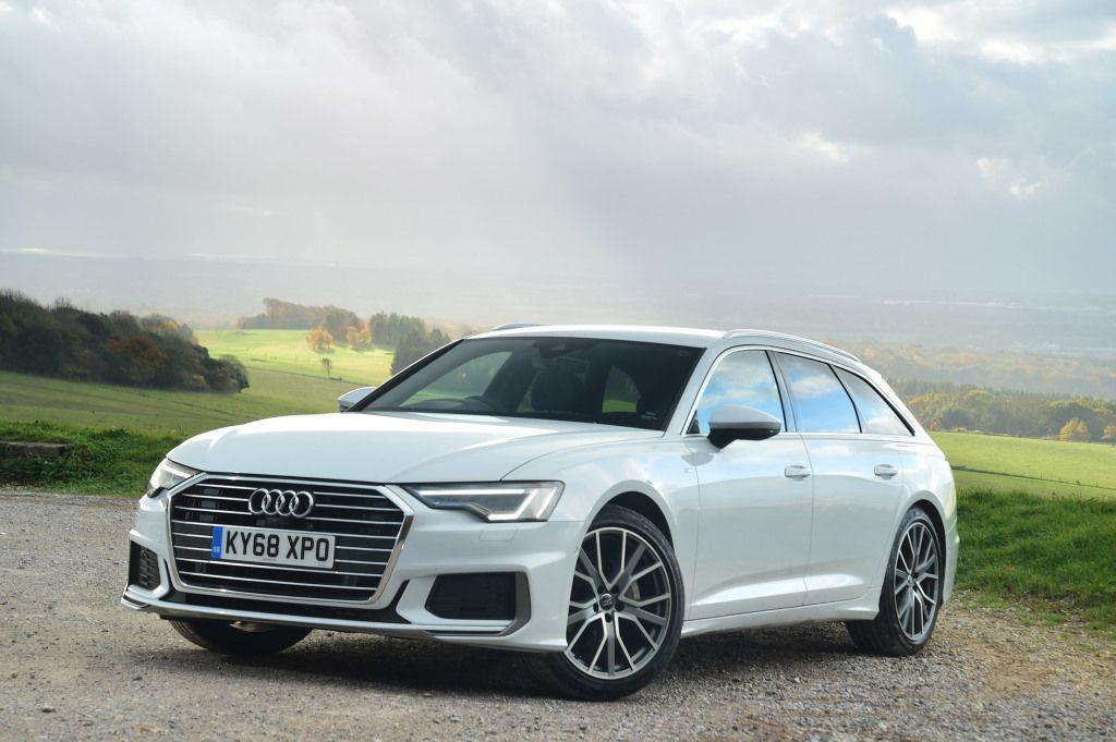 Audi A6 40 Tdi S Line Avant C8 2018 Audi Audi A6 Audi