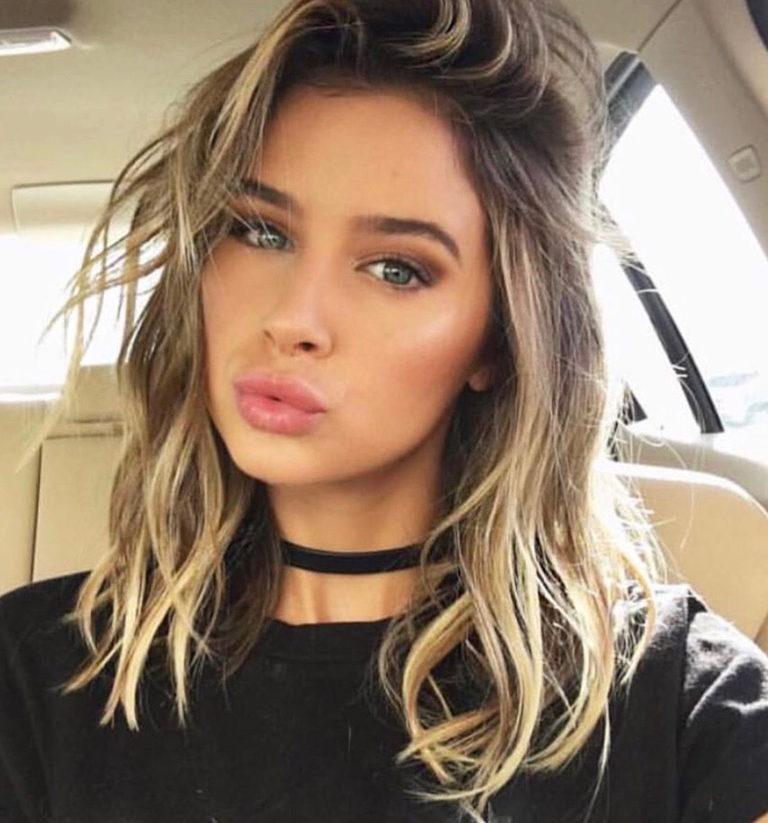 Pin by leidy quintero on hair pinterest short hair makeup and