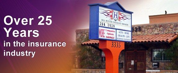 Bill Hunter Insurance Brokers Arizona Independent Insurance