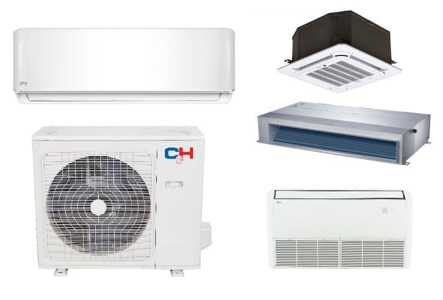 Ch 18000 btu ductless heat pump in