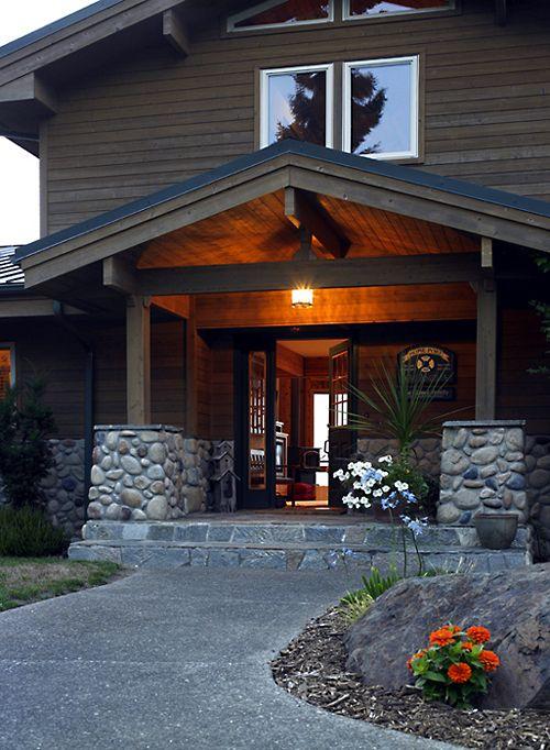 Porch Columns Design Options for Curb Appeal and More Front porch - fresh blueprint design wrexham