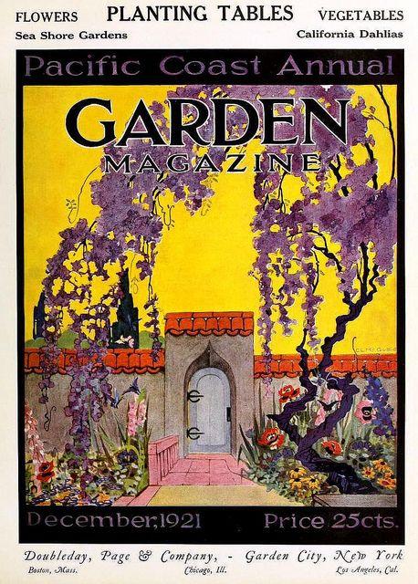 Garden Magazine, December 1921