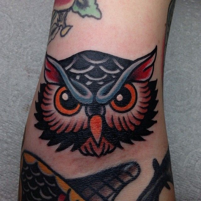Pin By Pick Pins On Good Picks Traditional Owl Tattoos Traditional Tattoo Tattoos