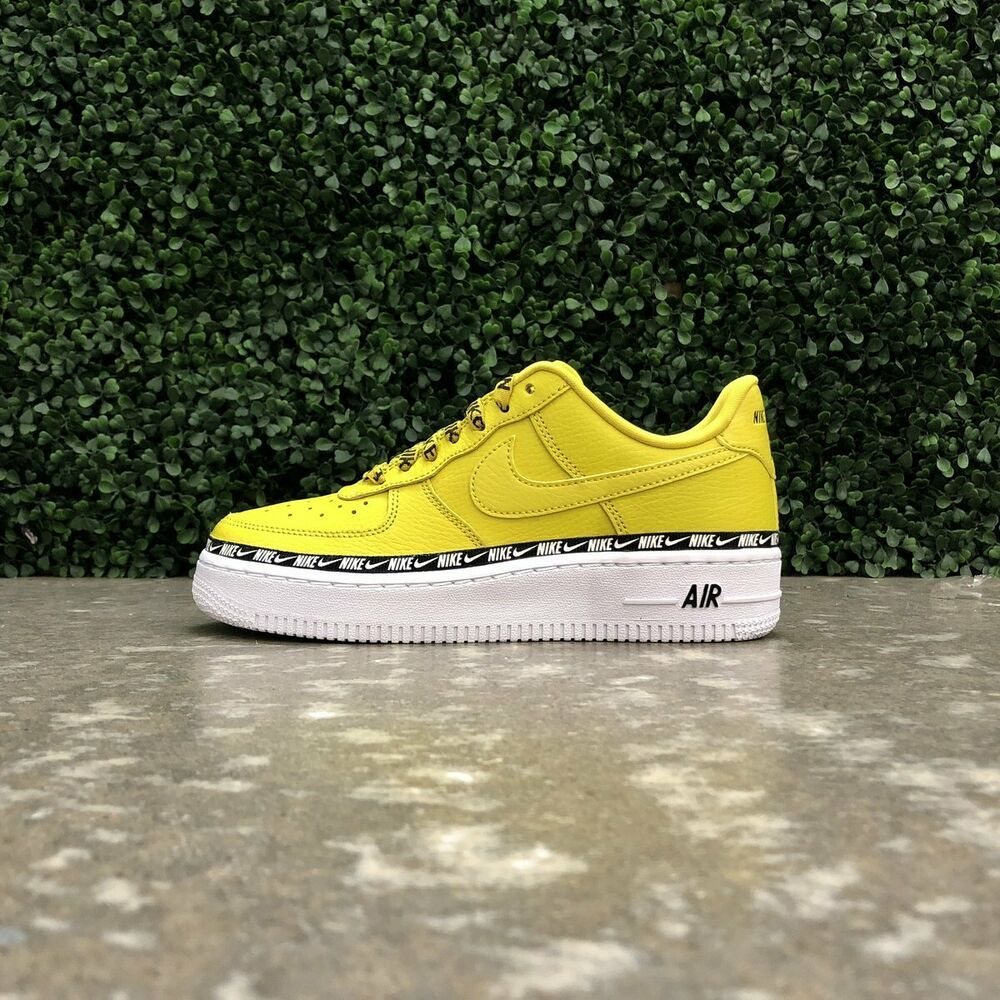 Bright 1 New 5 8 Force Se Nike Womens Air 07 Premium Citron Size DEH92I