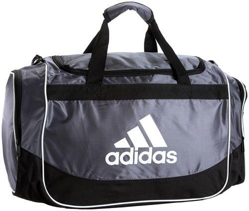 Adidas Defender Medium Duffel One Size 13 X 24 12 Inch