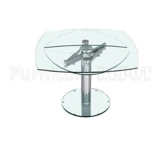 Adjustable Table Legs Bonding Glass | Expandable Glass Tables