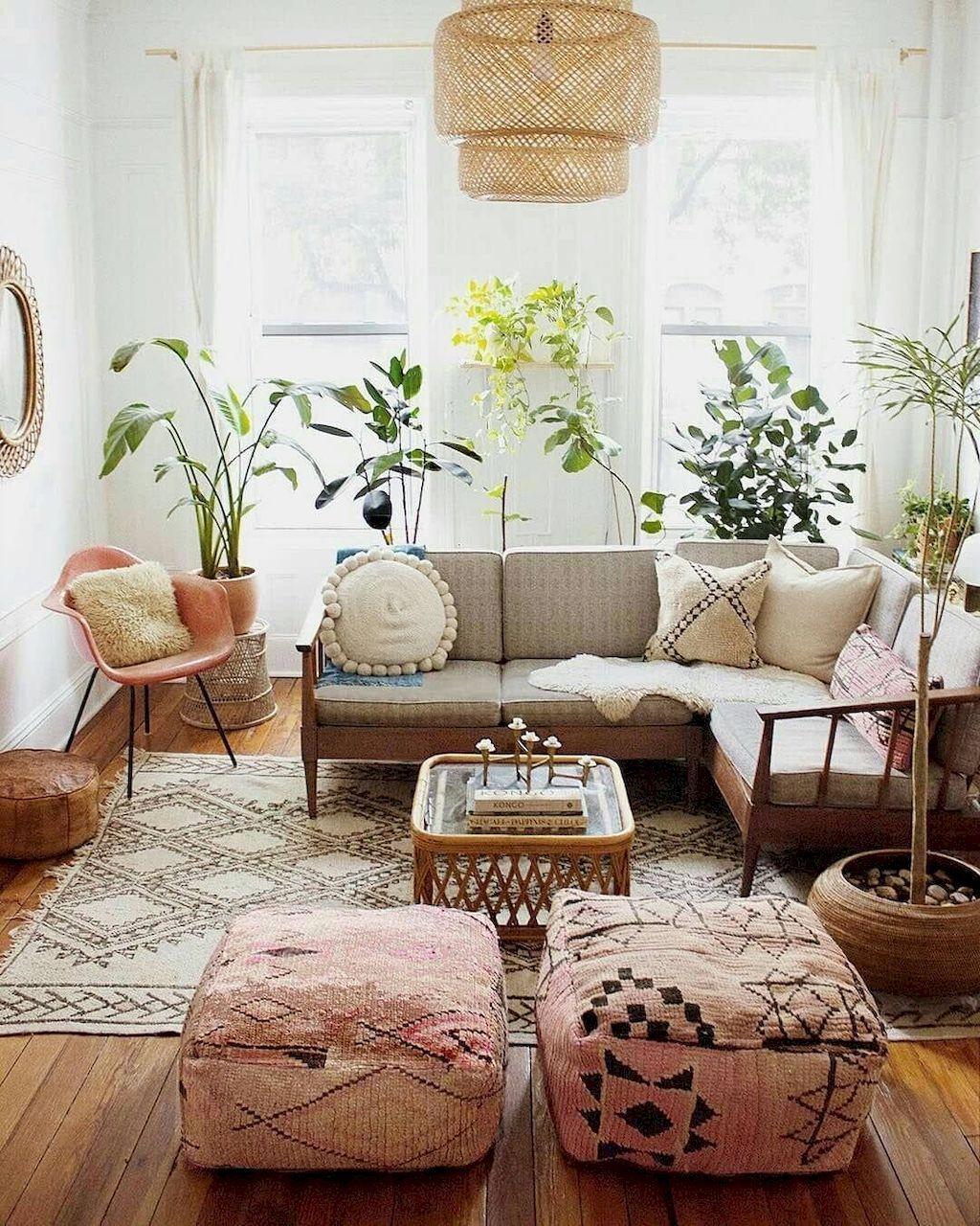 Awesome 65 Modern Bohemian Living Room Decor Ideas Https Domakeover Com 65 Modern Bohem Boho Living Room Decor Modern Furniture Living Room Living Room Decor