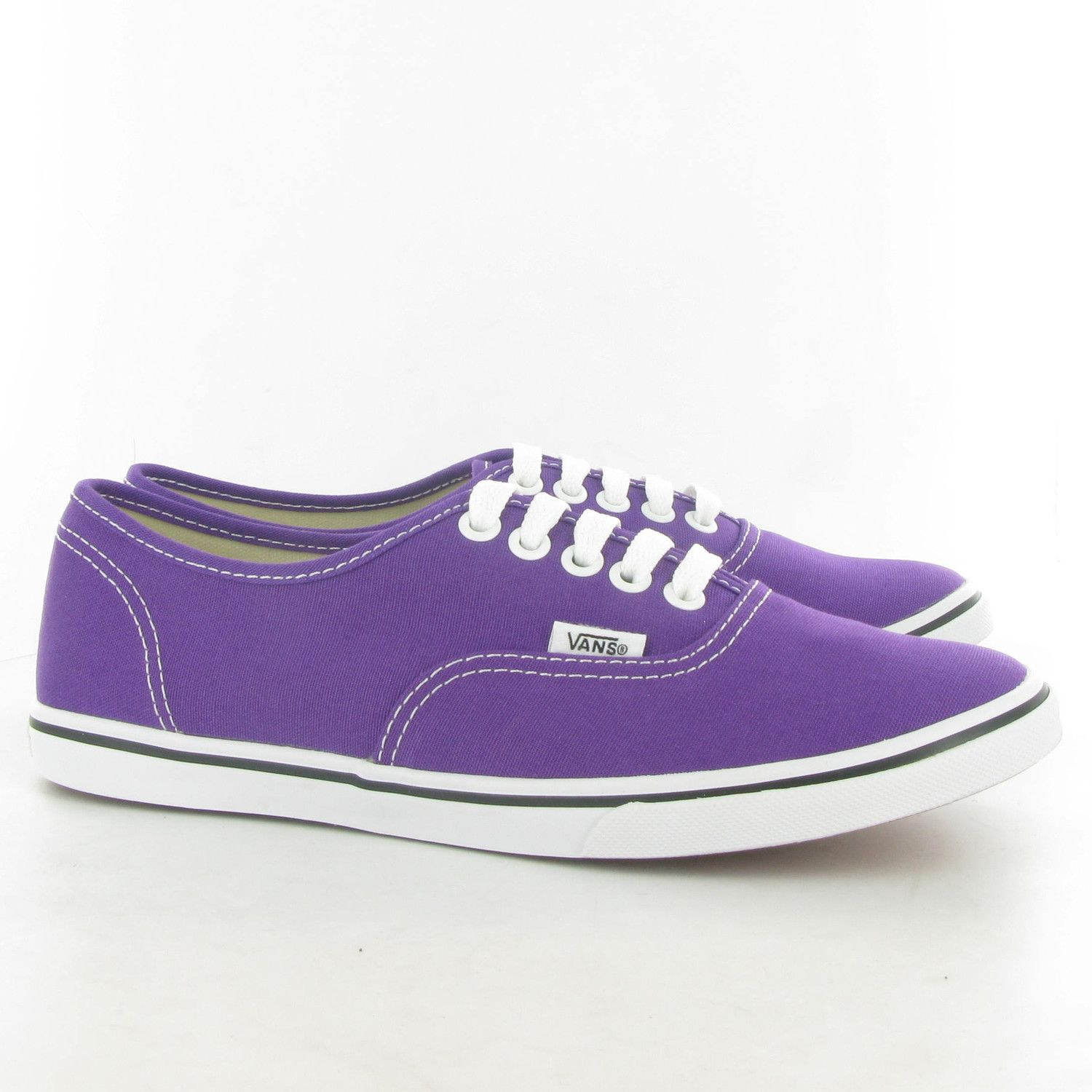 5d3f6b16189dca Purple VANS  3