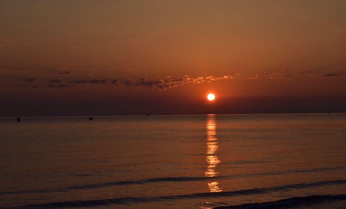 Tsilivi sunrise