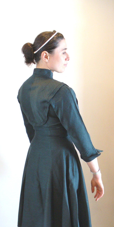 Vintage 1950/'s Tailored Junior Dress