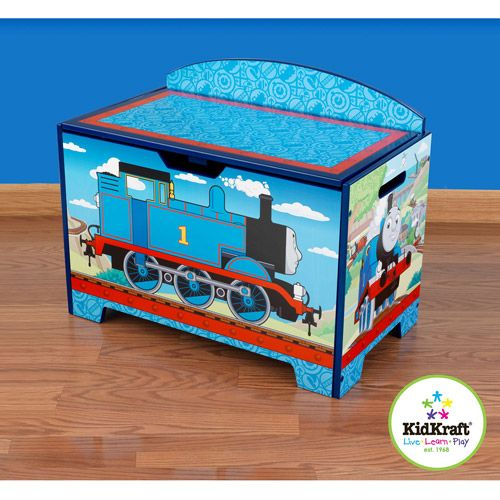 Western Bedroom Tank Toy Box Or: Thomas & Friends - Toy Box