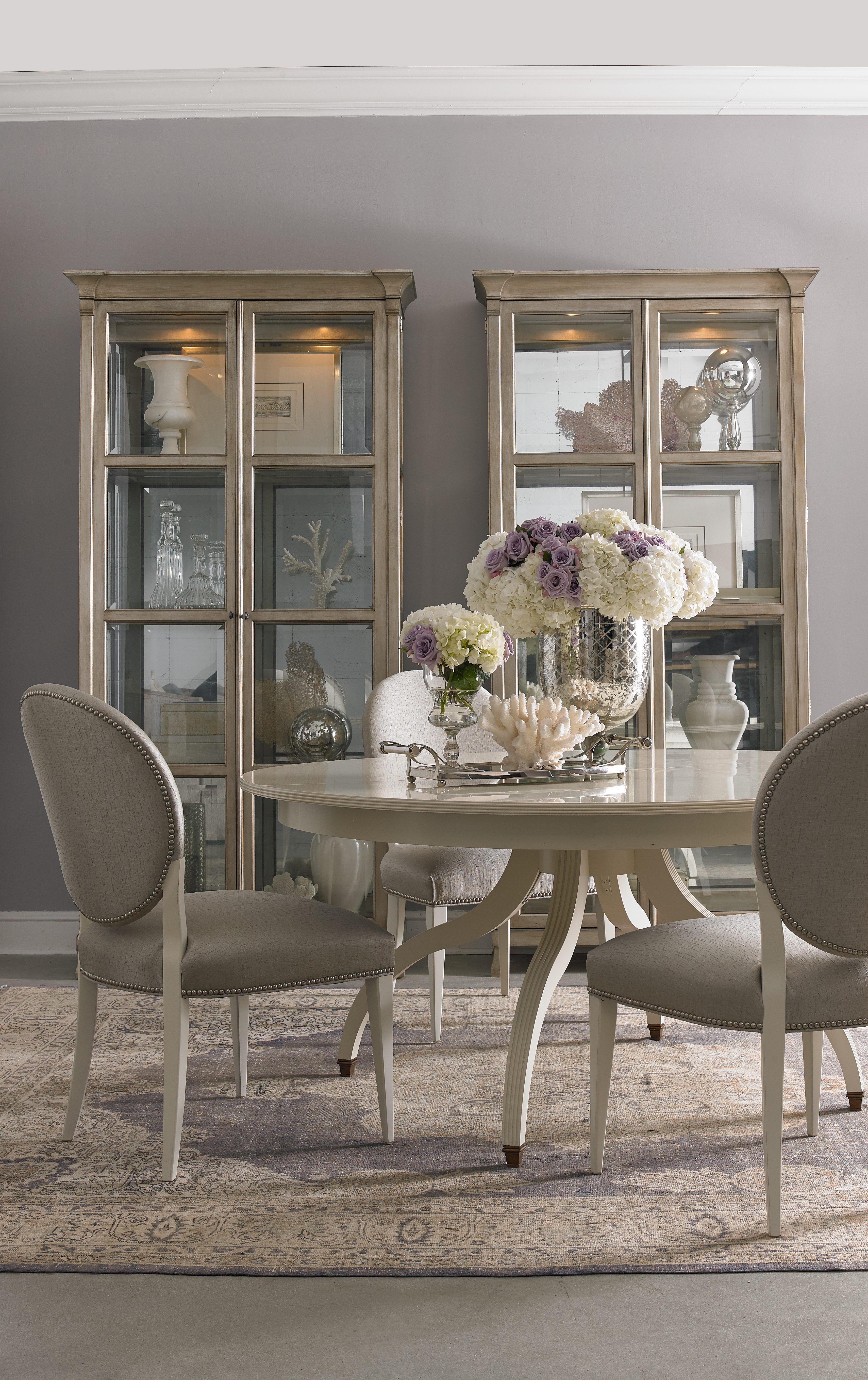Dining Room in 2020 Hickory white, Dining room style