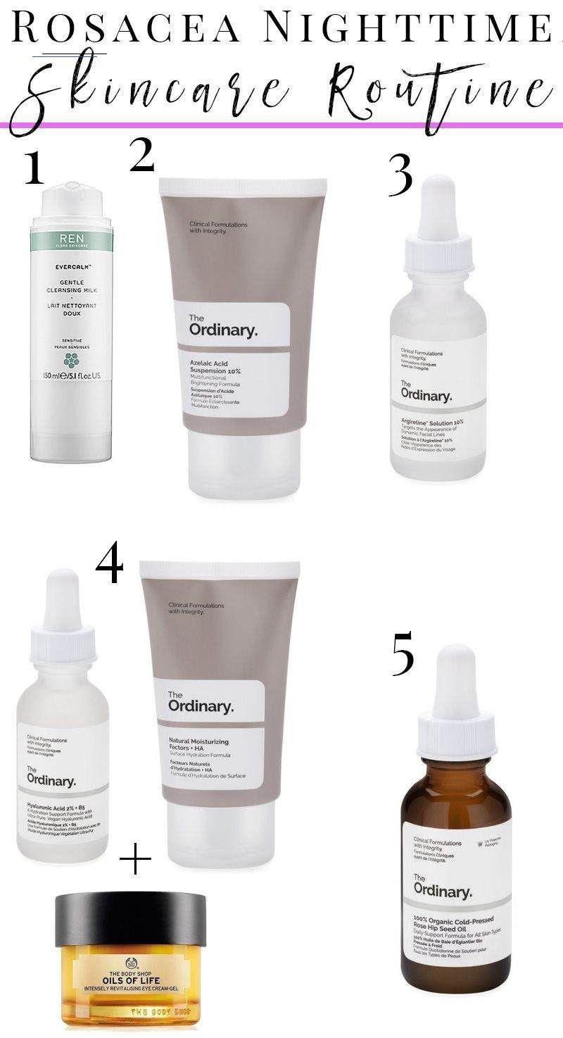 Skin Care How To Create A Skincare Routine With The Ordinary Skincareroutine Skin Care How To Create A Skincare Routine With The Ordinary My Sensi I 2020 Blogga