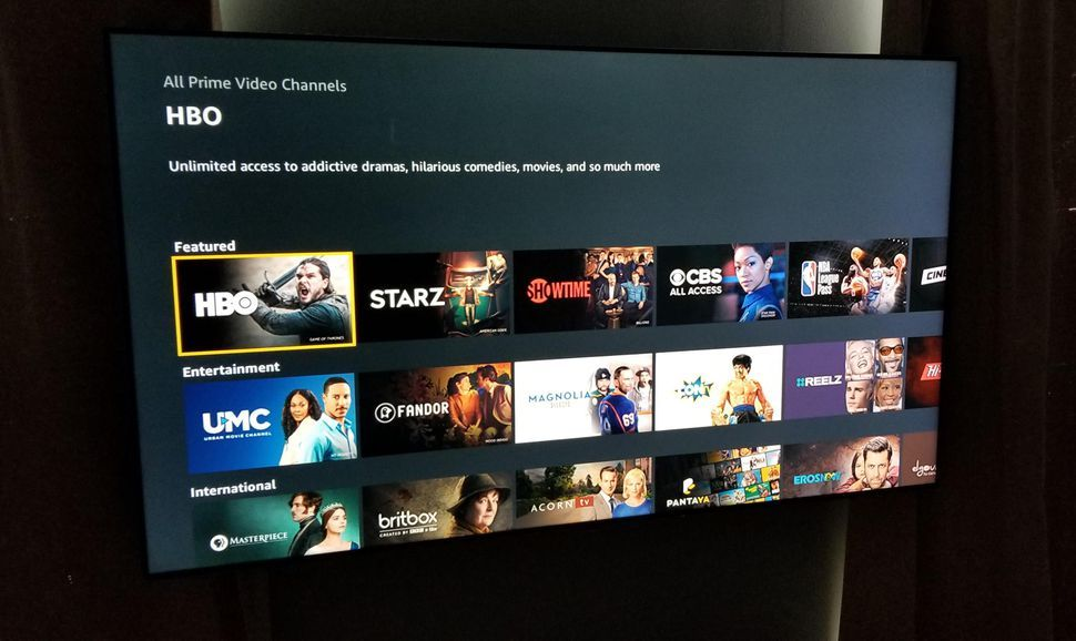 Amazon prime video channels everything you need to know