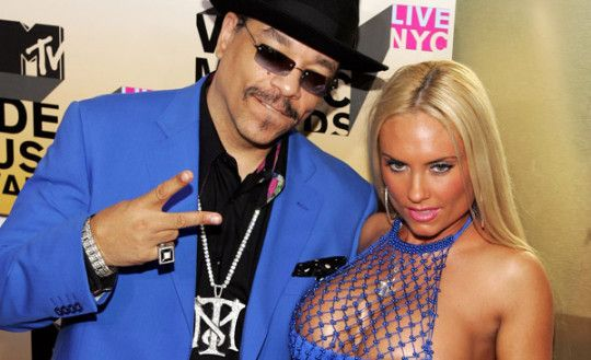 Ice T & Wife Coco Are Expecting A Child